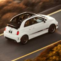 2013 Abarth 500C commercial features the touch of Catrinel Menghia