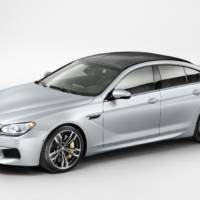 2013 BMW M6 Gran Coupe - official images and details