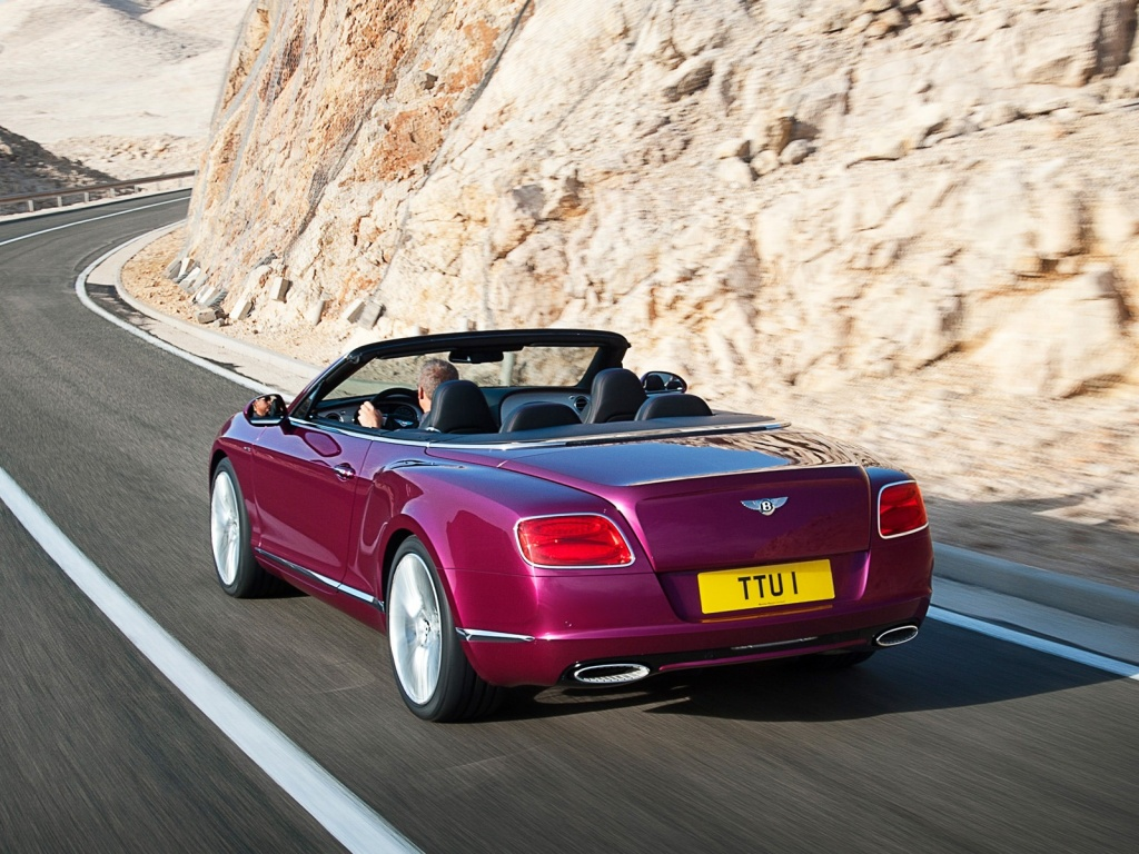 2013 Bentley Continental Gt Speed Convertible Leaked Photos Carsession