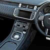2013 Kahn Range Rover Evoque RS250 in Lamborghini Greean Pearl finish