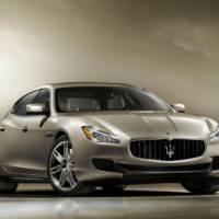2013 Maserati Quattroporte engine specs