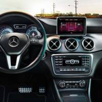 2013 Mercedes CLA unveiled in leaked pictures