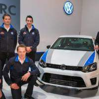 2013 Volkwagen Polo R WRC - the newest member of the hot-hatch segment
