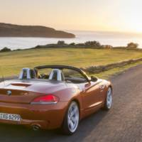 2014 BMW Z4 Roadster facelift set to debut at NAIAS