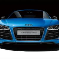 Audi R8 China Edition - the unlucky number 4
