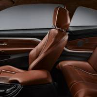 2013 BMW 4 Series Coupe Concept - official photos and details