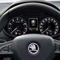 First official pictures of the 2013 Skoda Octavia