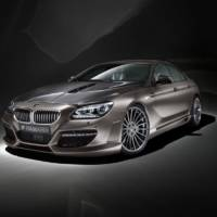 Hamann BMW 6-Series Gran Coupe tuning kit