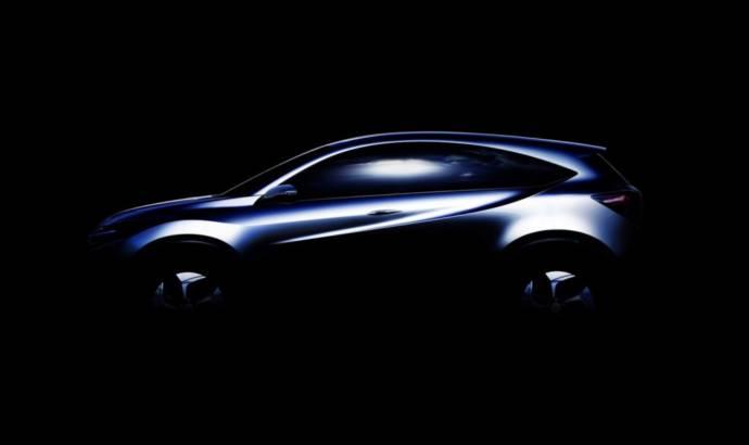 Honda SUV Urban Concept set to be unveiled at NAIAS 2013