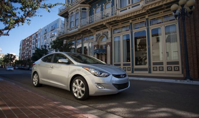 Hyundai Elantra sets new record in the US, passing 200.000 units sold