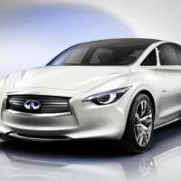 Infiniti will produce its future compact car in Sunderland, UK