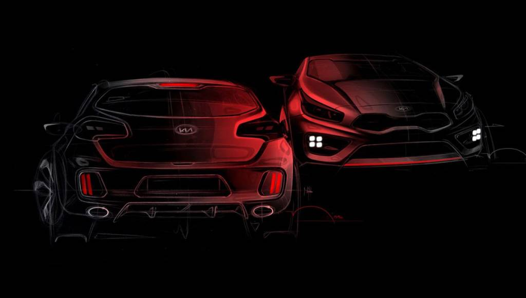 Kia Pro Ceed GT and Ceed GT will have 204 horsepower