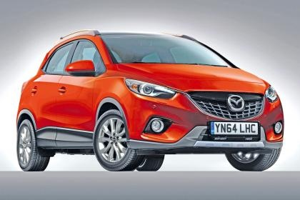 Mazda CX-3 is on the way