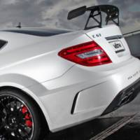Mercedes-Benz C63 AMG Coupe Black Series by Vath