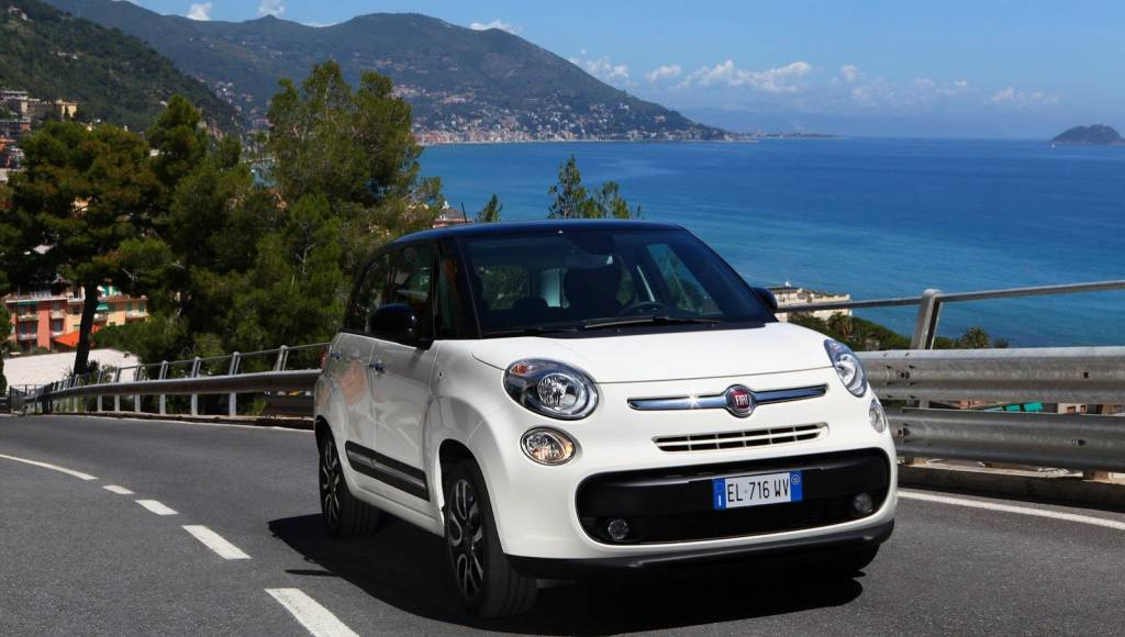 New Fiat 500L starts in UK from 14.990 pounds