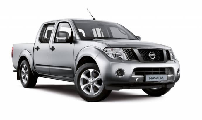Nissan Navara Visia - a new entry-level version for UK