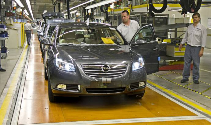 Opel will close its Bochum plant in 2016