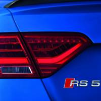 PHOTO GALLERY: The 2013 Audi RS5 Cabrio topless