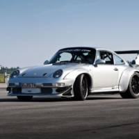 Porsche 993 GT2 prepared by McChip