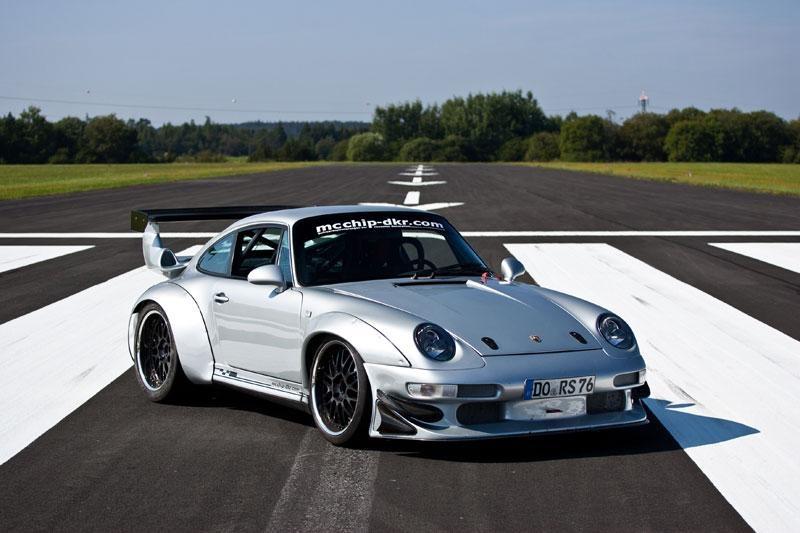Porsche 993 GT2 prepared by McChip