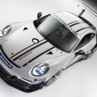 Say Hello! to the 2013 Porsche 911 GT3 Cup