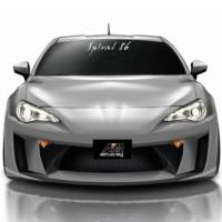 Toyota GT86 by Abflug: just a little more bite