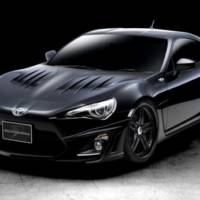 Toyota GT86 shocks again thanks to Wald International
