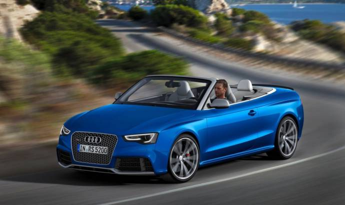 VIDEO: 2013 Audi RS5 Cabrio filmed on track