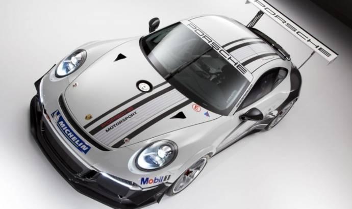 VIDEO: 2013 Porsche 911 GT3 Cup first movie