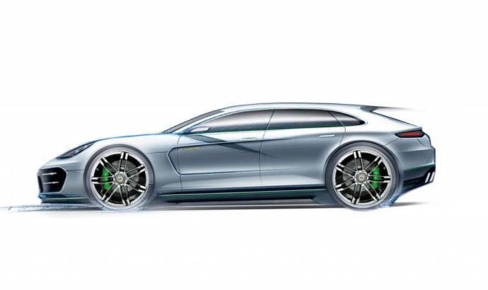 VIDEO: 2013 Porsche Panamera Sport Turismo - how the concept was born