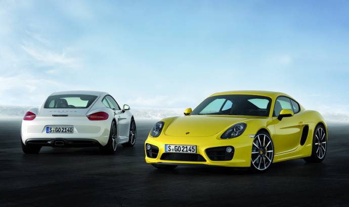 Video: First commercial for the 2013 Porsche Cayman
