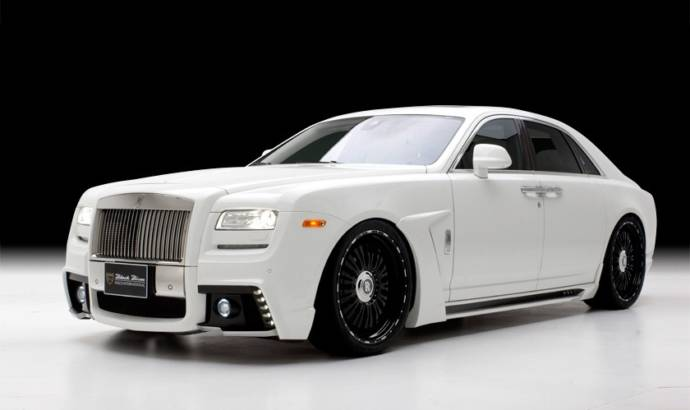 Wald International Rolls Royce Ghost tuning kit