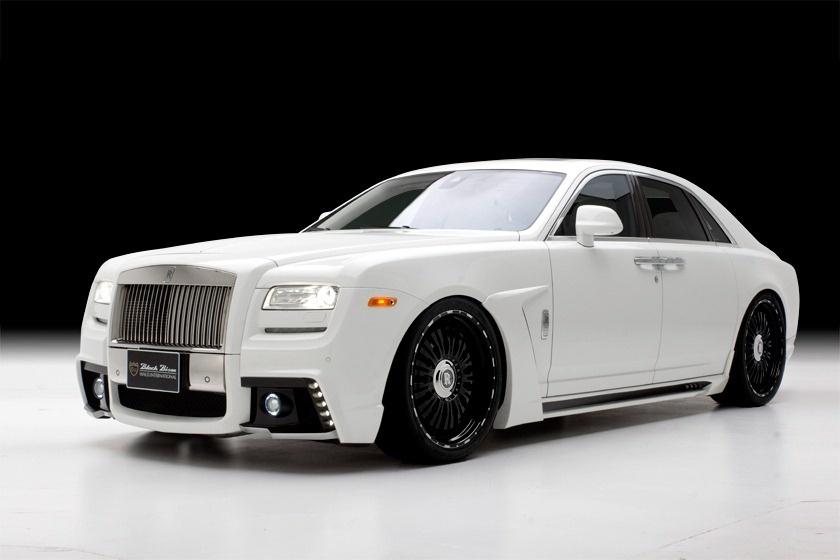 Wald International Rolls Royce Ghost tuning kit