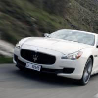 2013 Maserati Quattroporte engine line-up