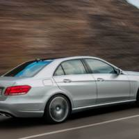 2014 Mercedes E-Class facelift - first official pictures