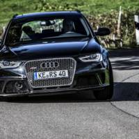 ABT Sportsline Audi RS4 Avant has a top speed of 290 km/h