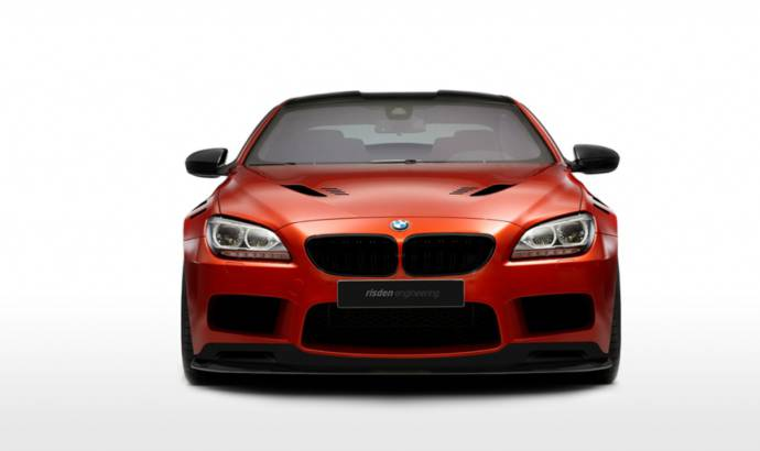 BMW M6 tuned by Risden Engineering