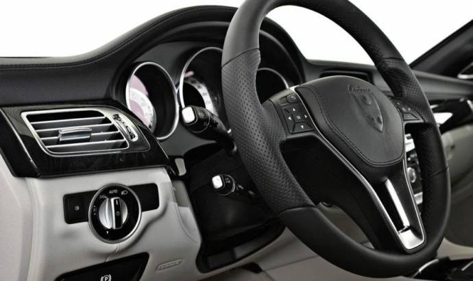 Lorinser Mercedes CLS Shooting Brake tuning package unveiled