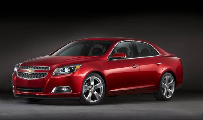 Chevrolet Malibu will get an emergency facelift in 2013