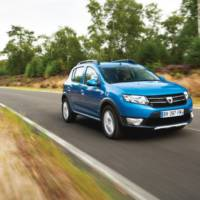 Dacia Sandero Stepway starts in UK from 7995 pounds