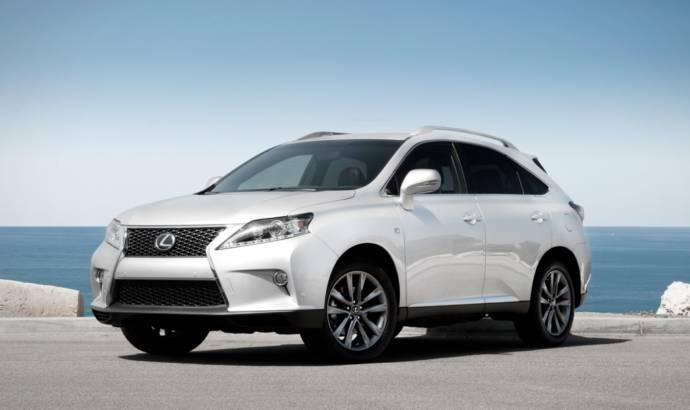 Lexus global hybrid sales tops half-million milestone