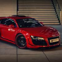 Prior Design Audi R8 tuning program