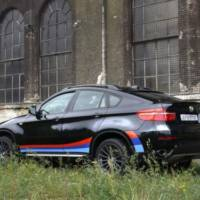 Sportec is presenting the BMW X6 SP6 X
