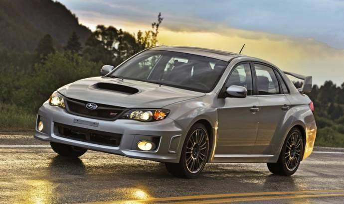 Subaru will drop Impreza WRX STI in UK