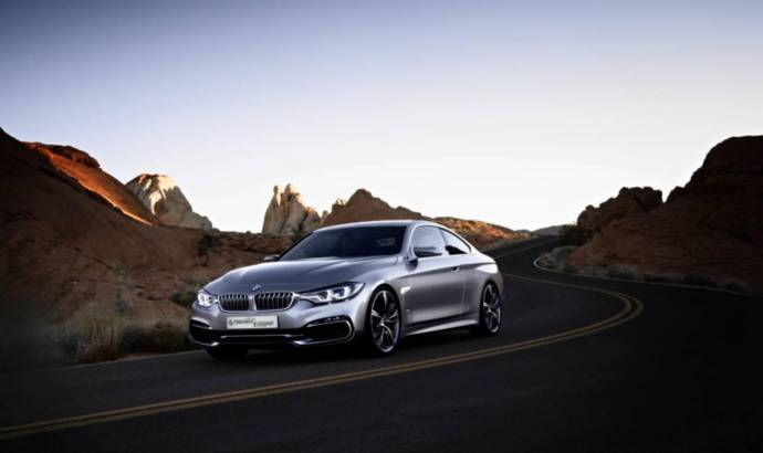 VIDEO: 2013 BMW 4 Series Coupe Concept