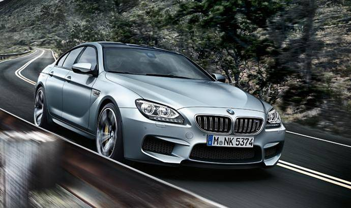 VIDEO: 2014 BMW M6 Gran Coupe first movie