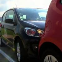 VIDEO: World record for Tightest Parallel Park set with Volkswagen Up