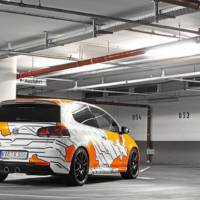 Volkswagen Golf 6 R Electrified by CamShaft