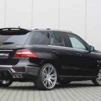 Brabus 2013 Mercedes GL63 AMG tuning kit unveiled before Essen