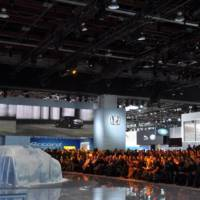 2013 Detroit Motor Show reached almost 800.000 visitors